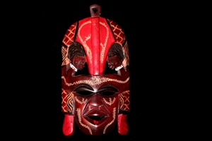 Picture of African Wooden Mask